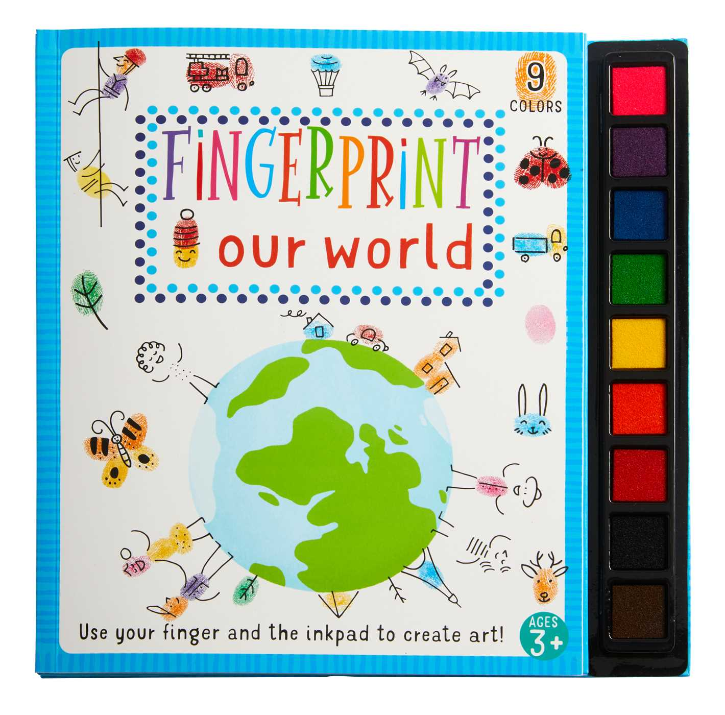Picture of Fingerprint Our World