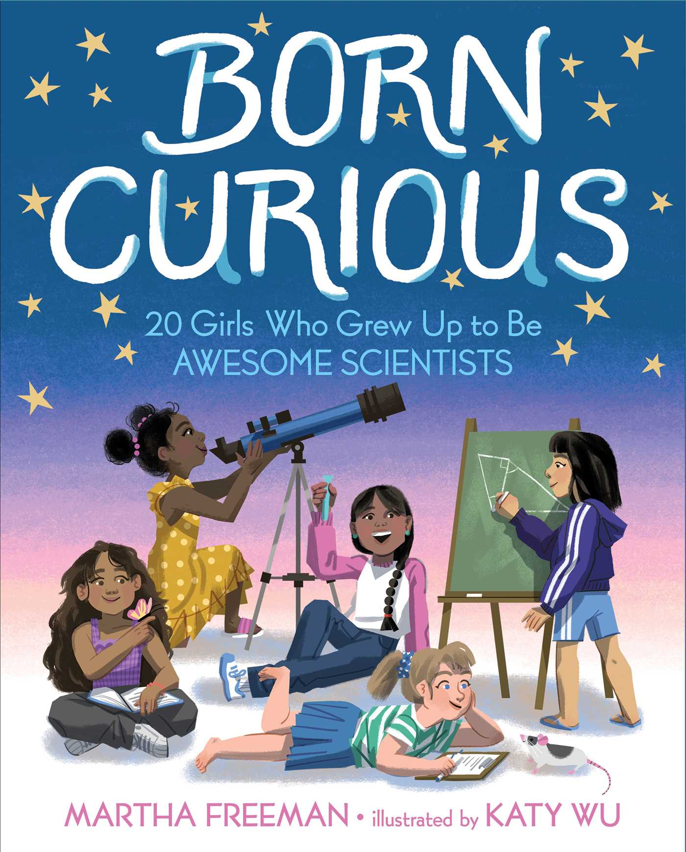 Picture of Born Curious