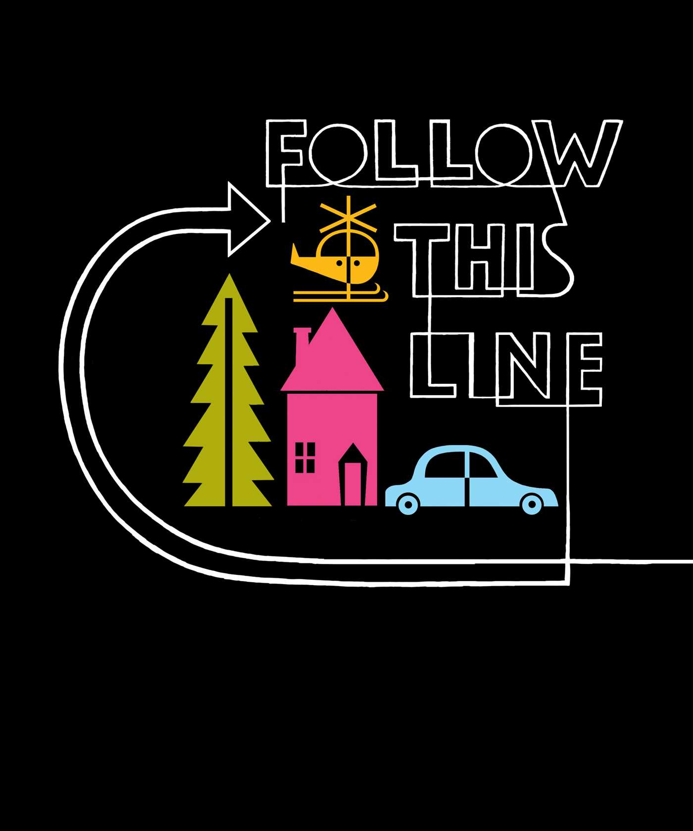 Picture of Follow This Line