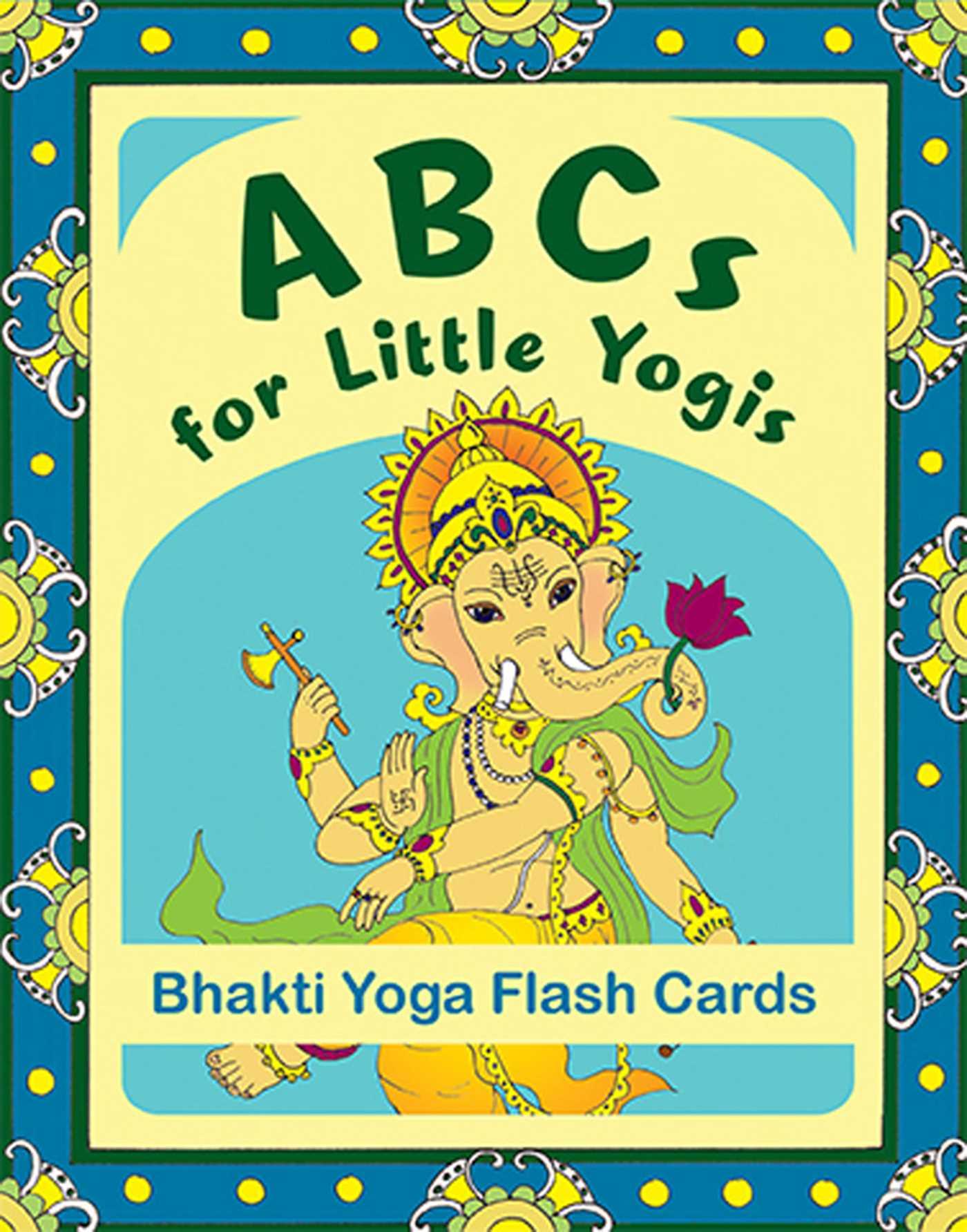 ABCs for Little Yogis