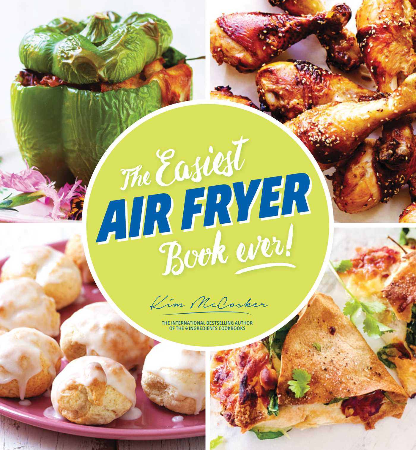 Picture of Easiest Air Fryer Book Ever!
