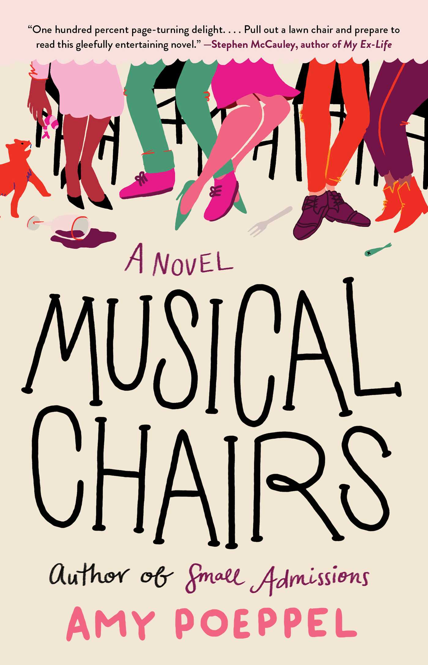 Picture of Musical Chairs