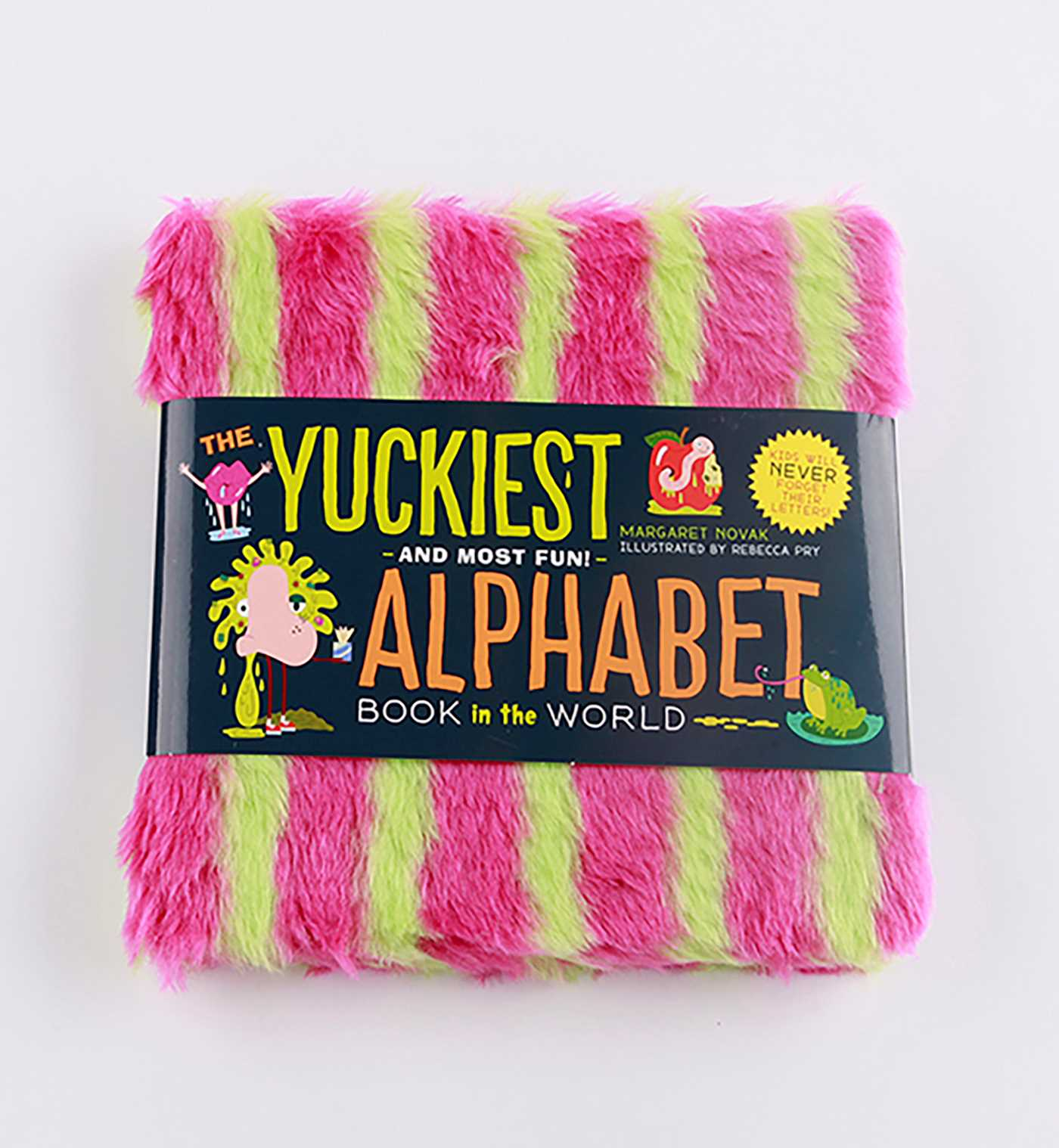 Picture of The Yuckiest Alphabet Book in the World