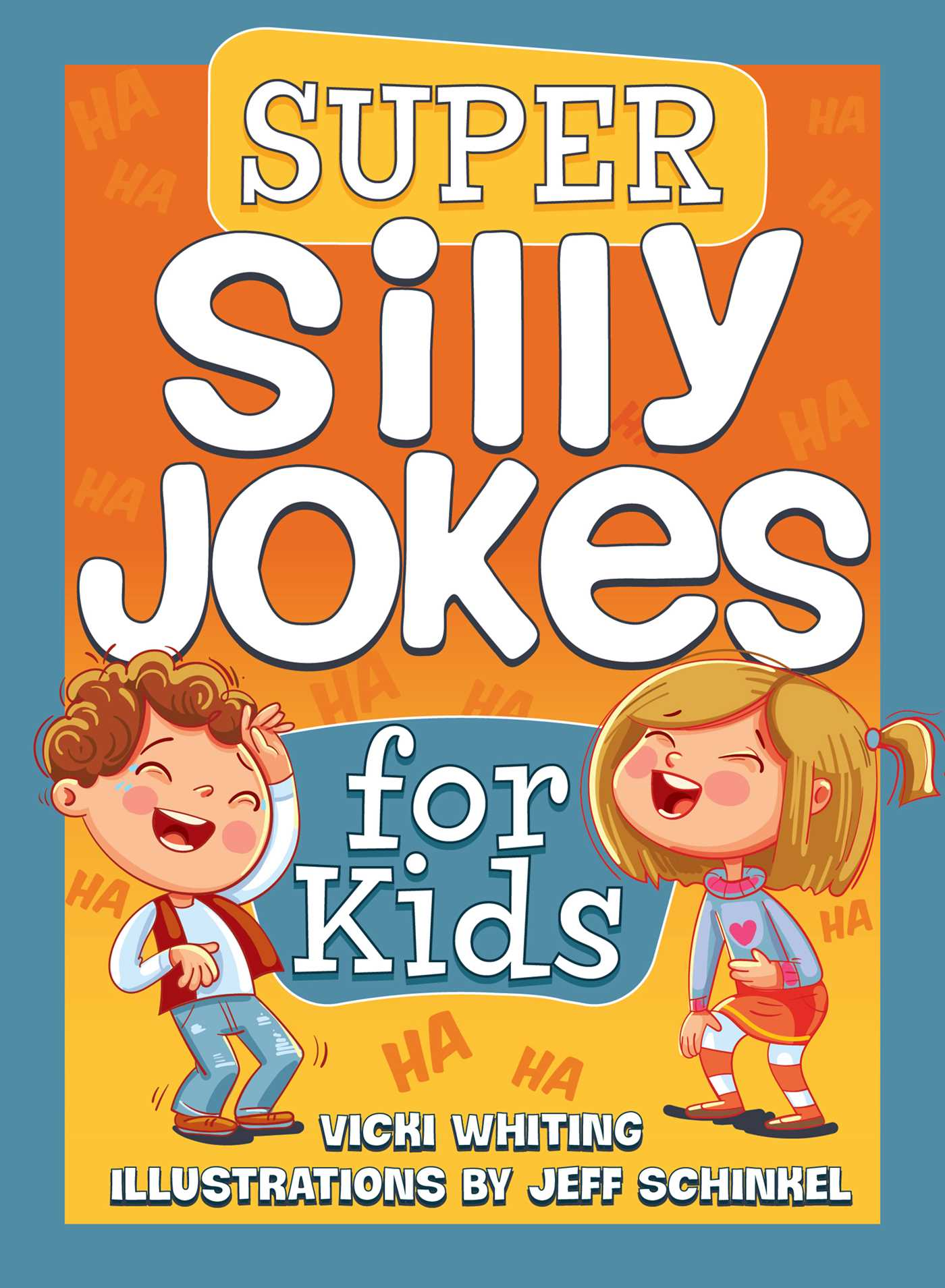 Picture of Super Silly Jokes for Kids (Kid Scoop): Good, Clean Jokes, Riddles, and Puns