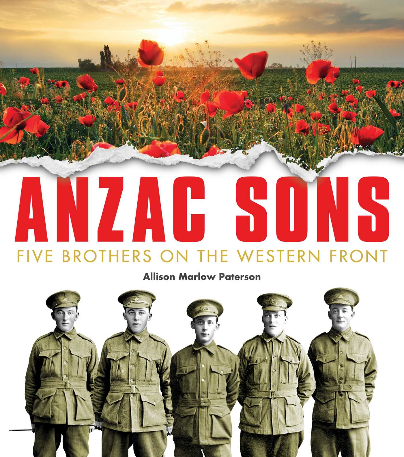 Picture of ANZAC Sons Children's Edition