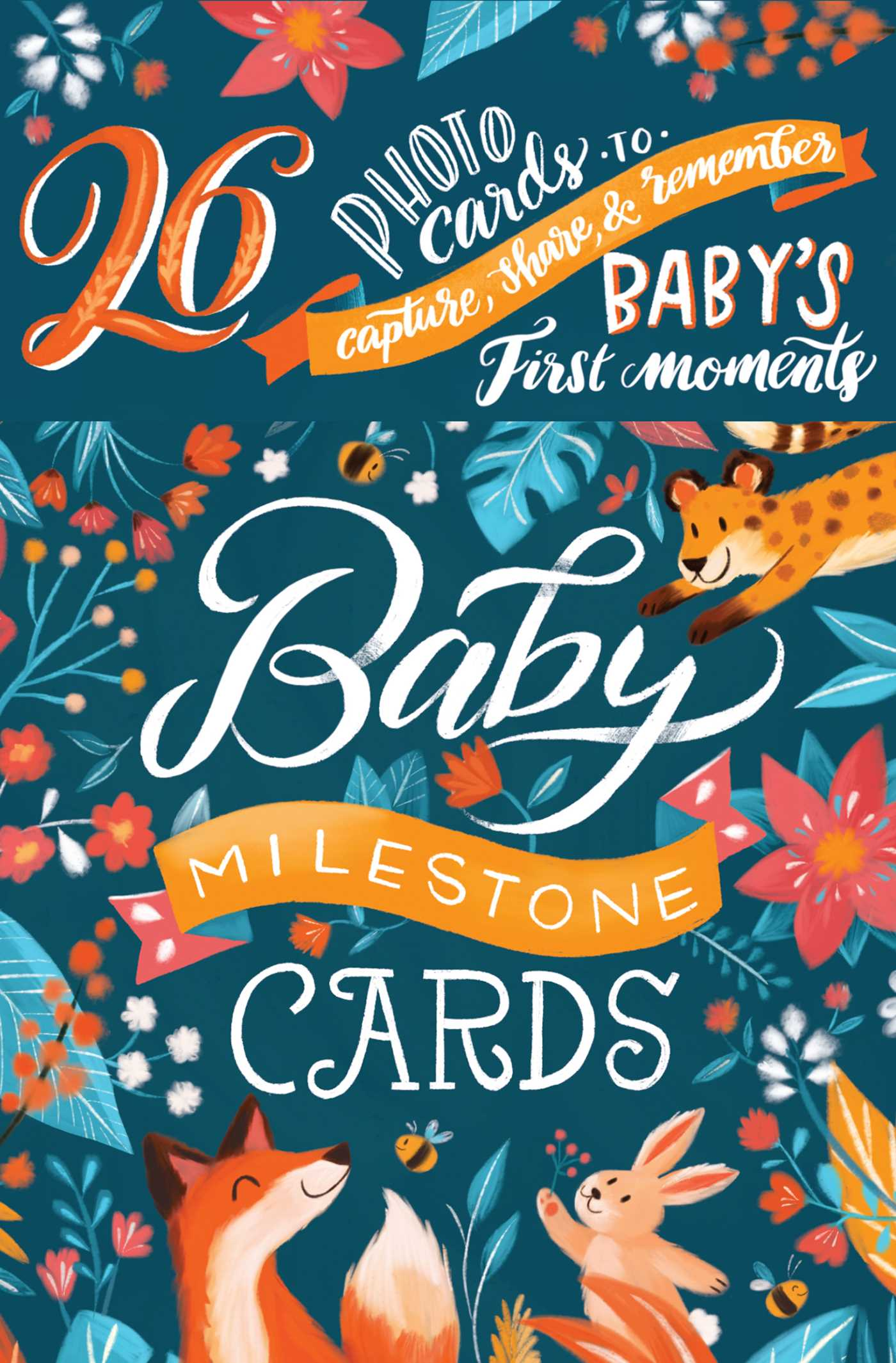 Picture of Baby Milestone Cards