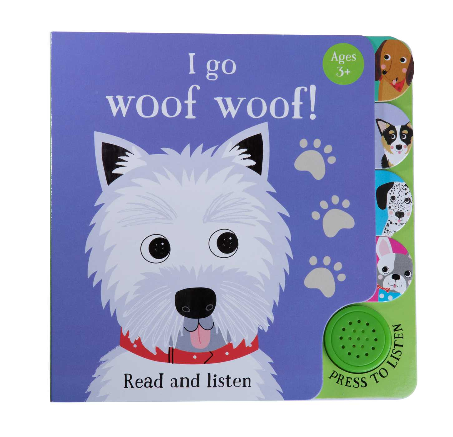 Picture of I Go...Woof Woof (Sound Book)