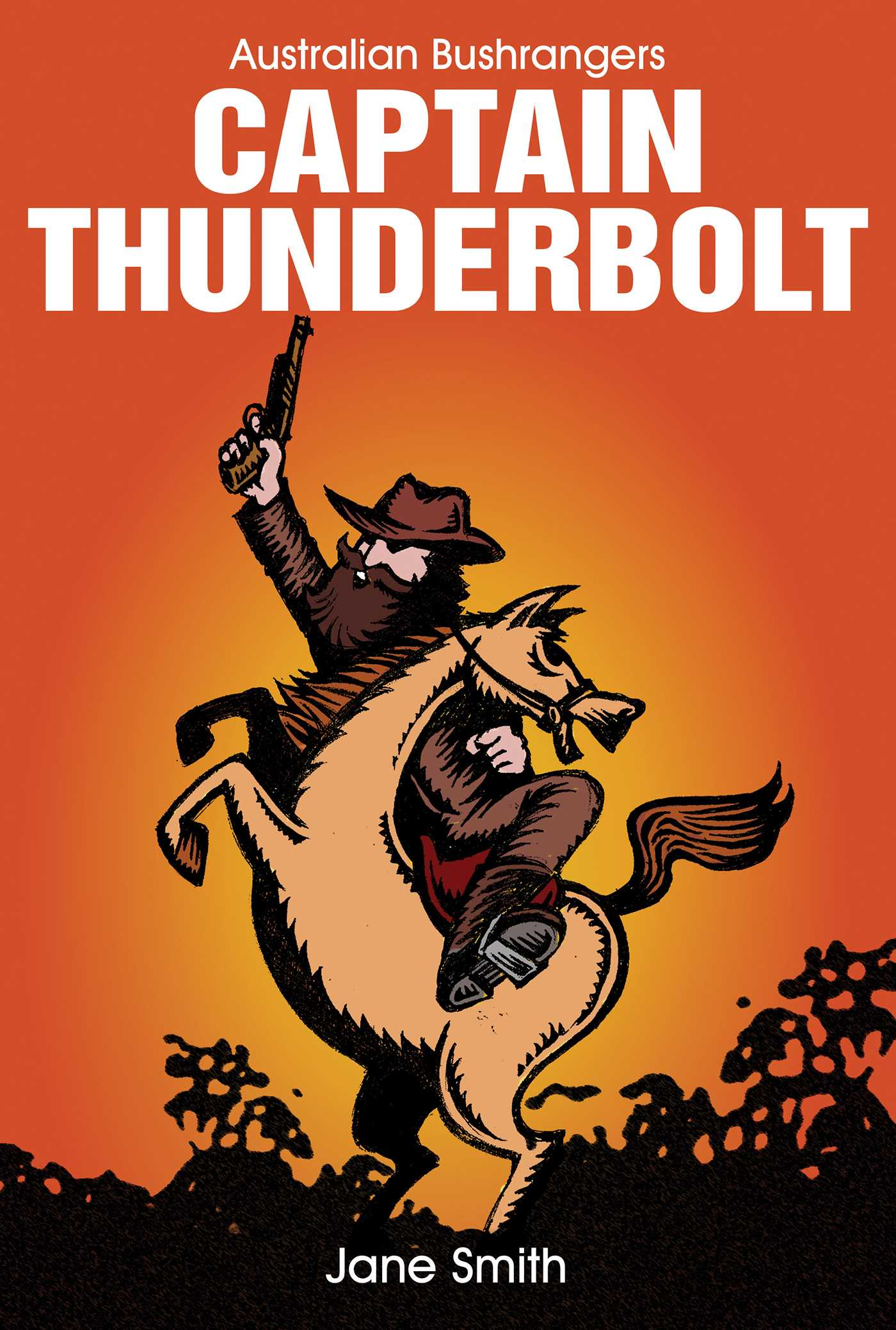 Picture of Captain Thunderbolt