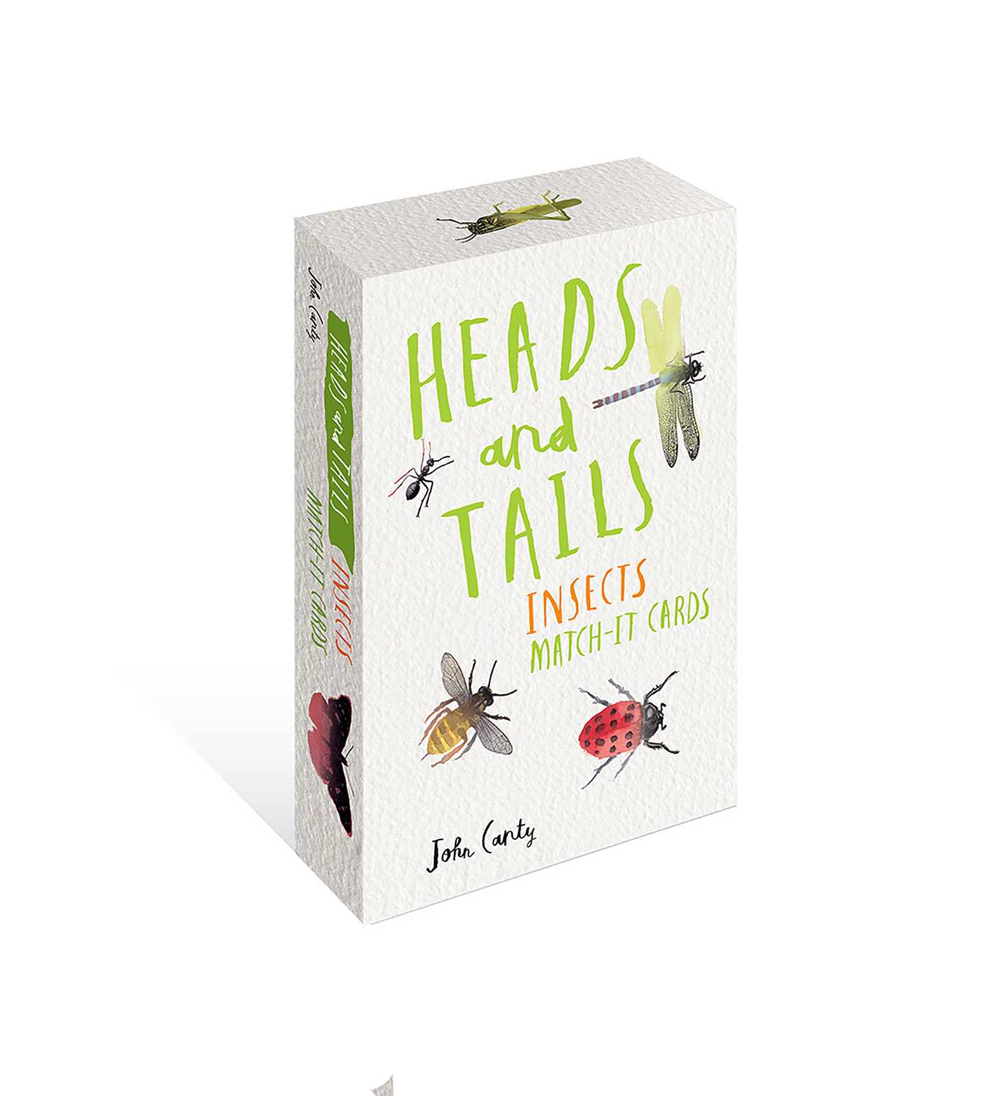 Picture of Heads and Tails: Insects Match It Cards