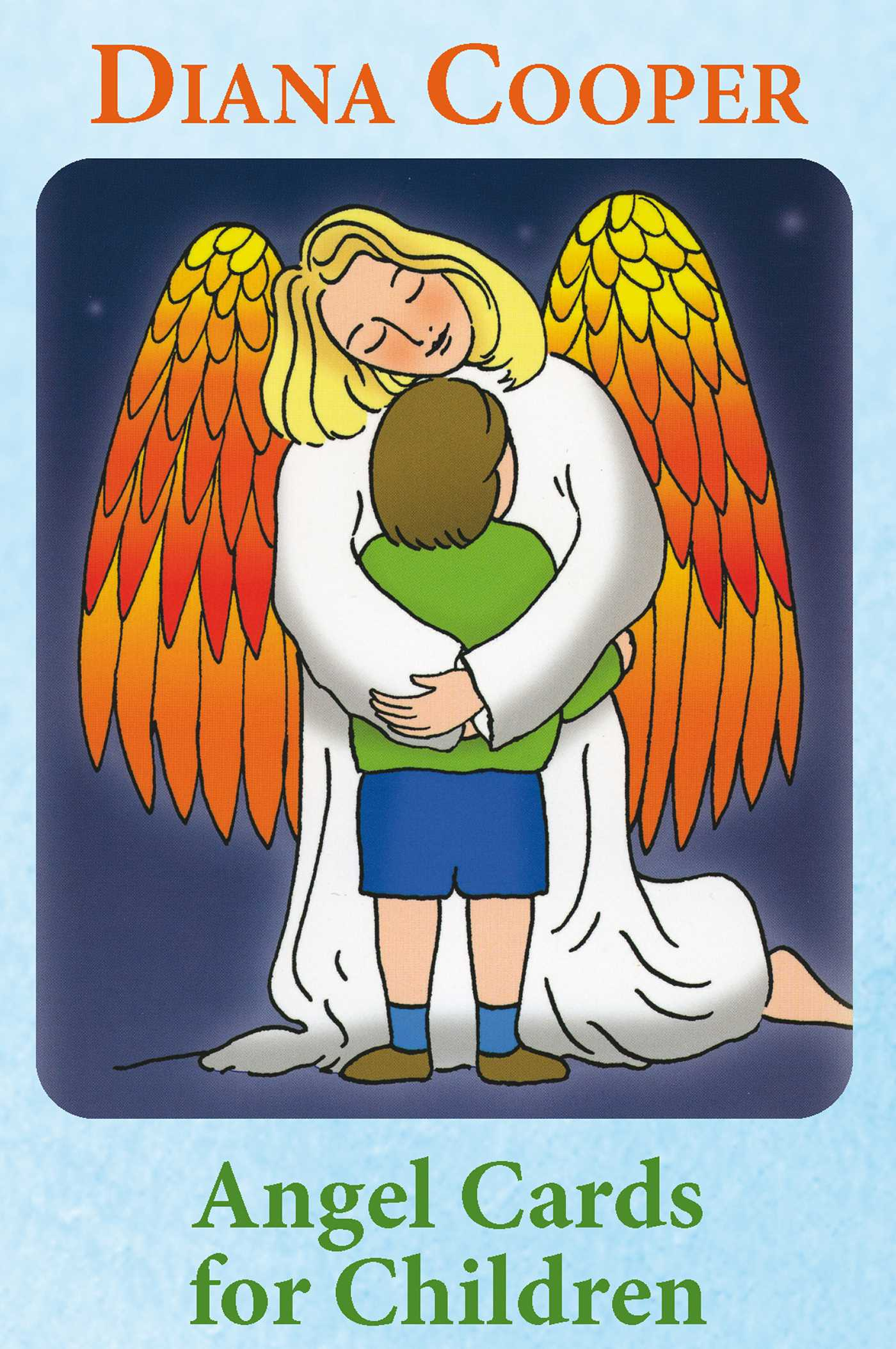 Picture of Angel Cards for Children