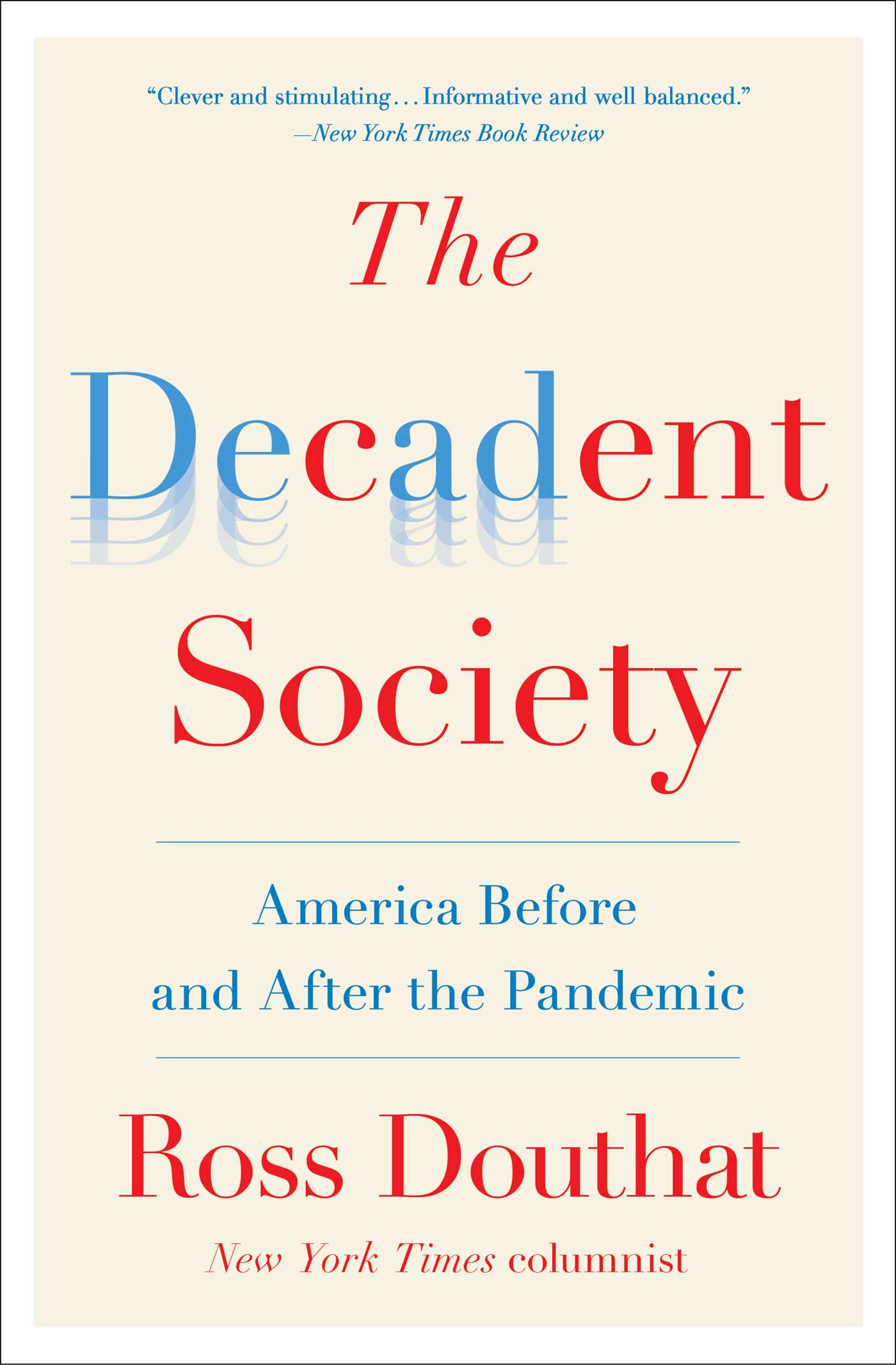 Picture of The Decadent Society