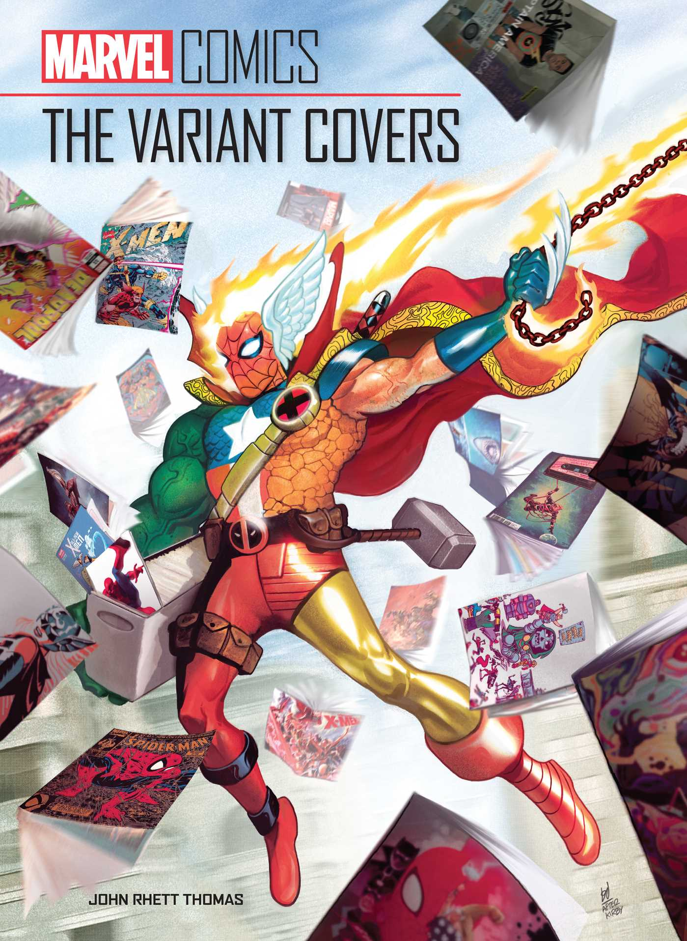 Marvel Comics: The Variant Covers