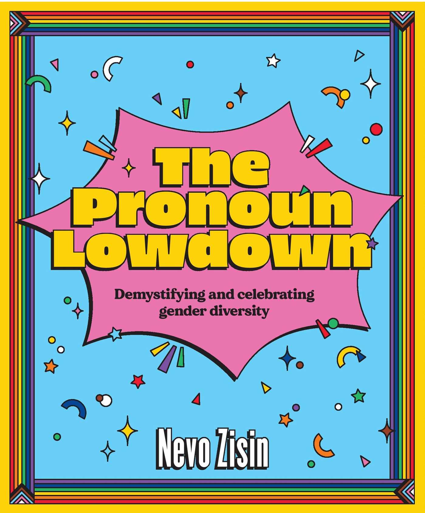 Picture of Pronoun Lowdown: Demystifying and celebrating gender diversity