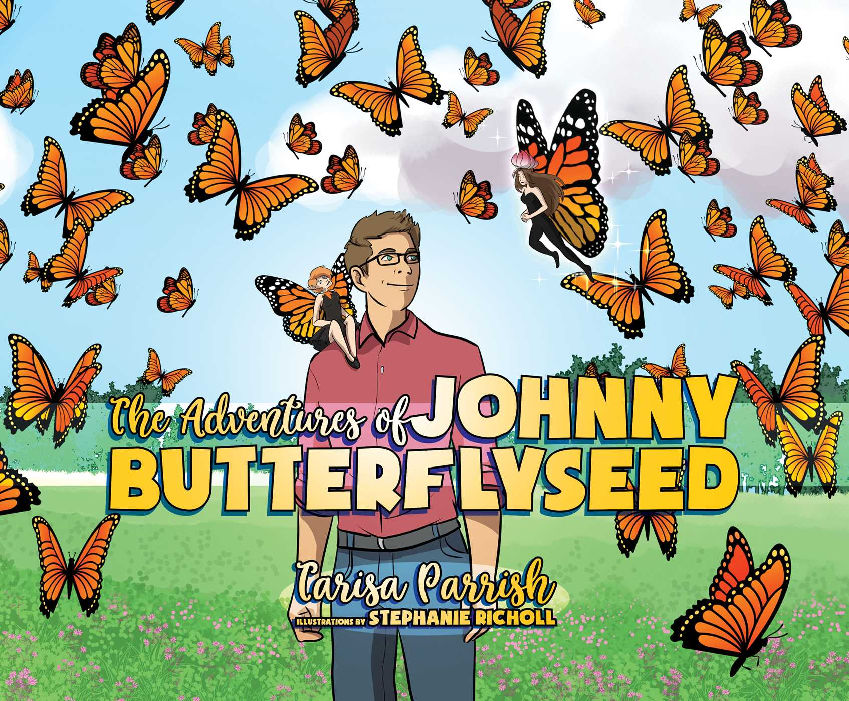 The Adventures of Johnny Butterflyseed