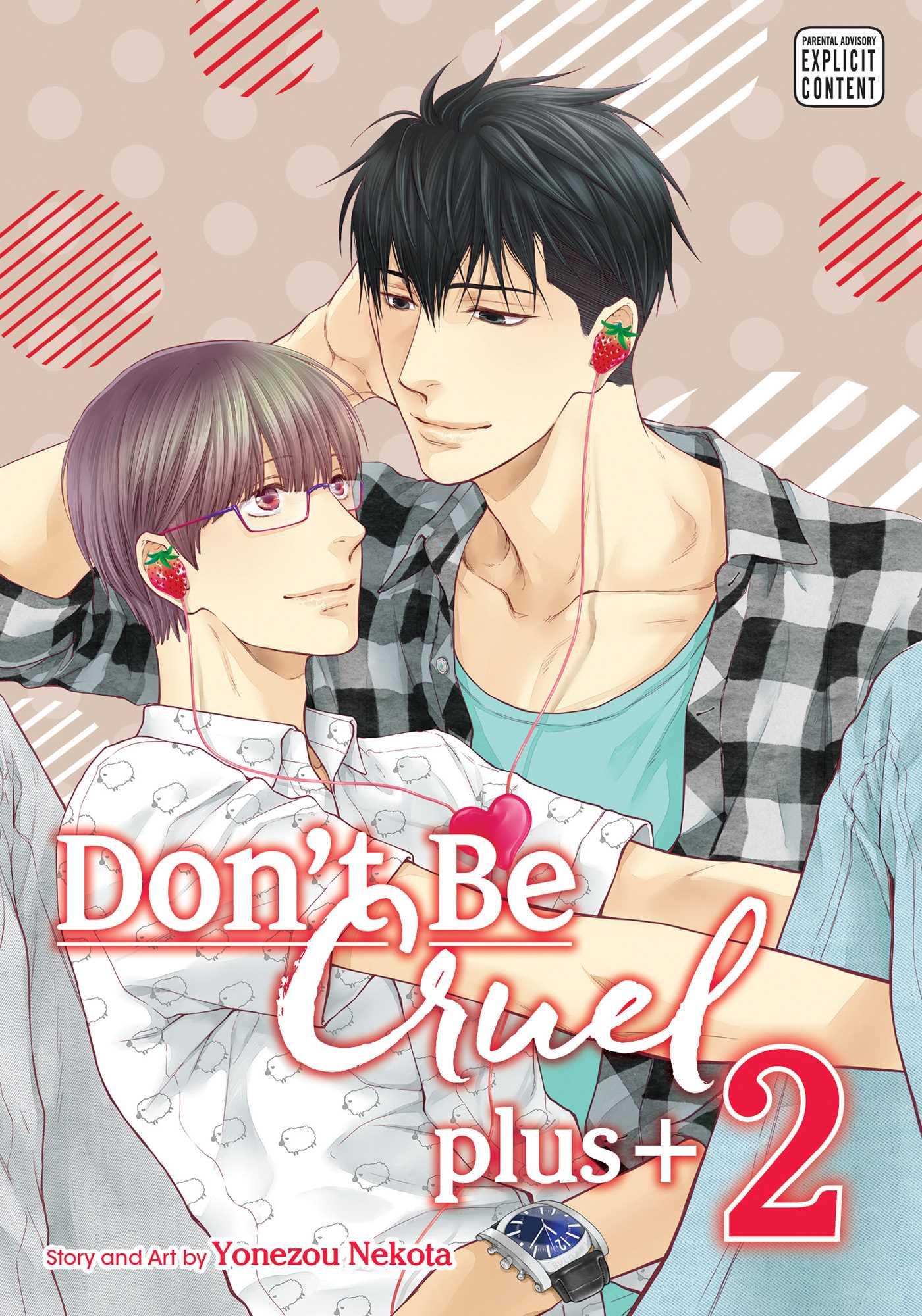 Don't Be Cruel: plus+, Vol. 2