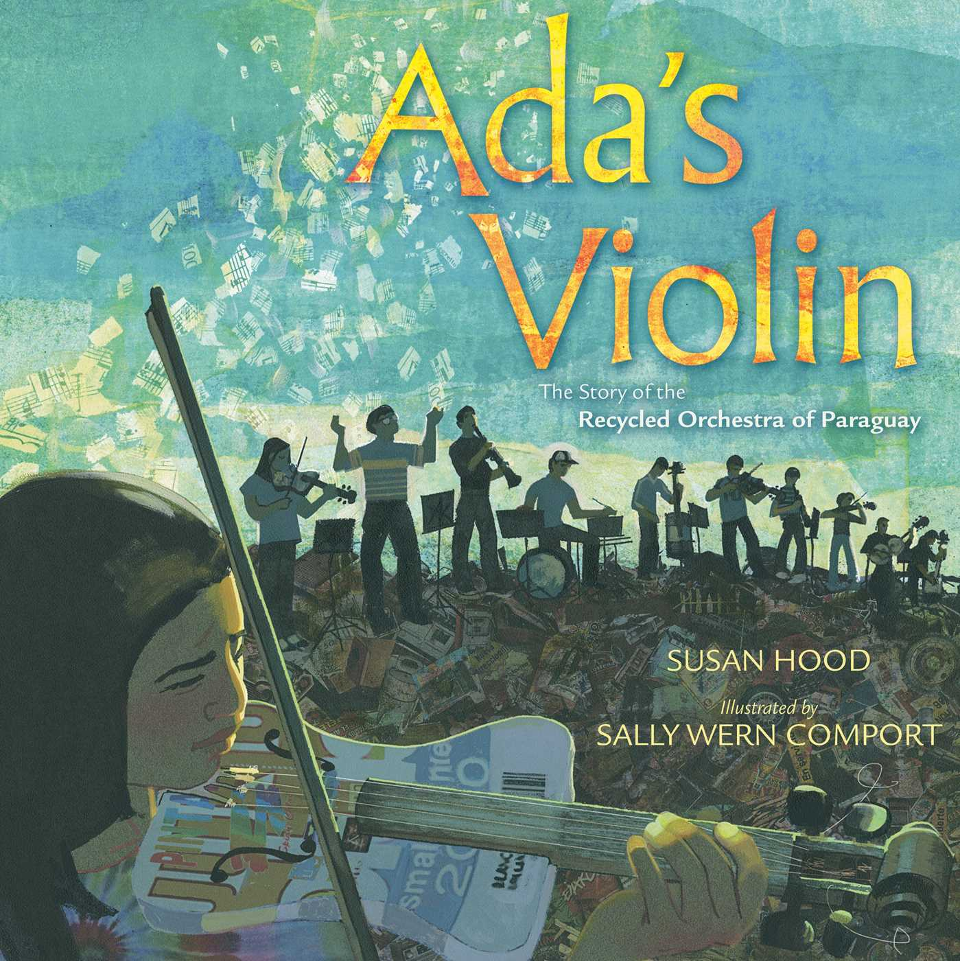 Picture of Ada's Violin