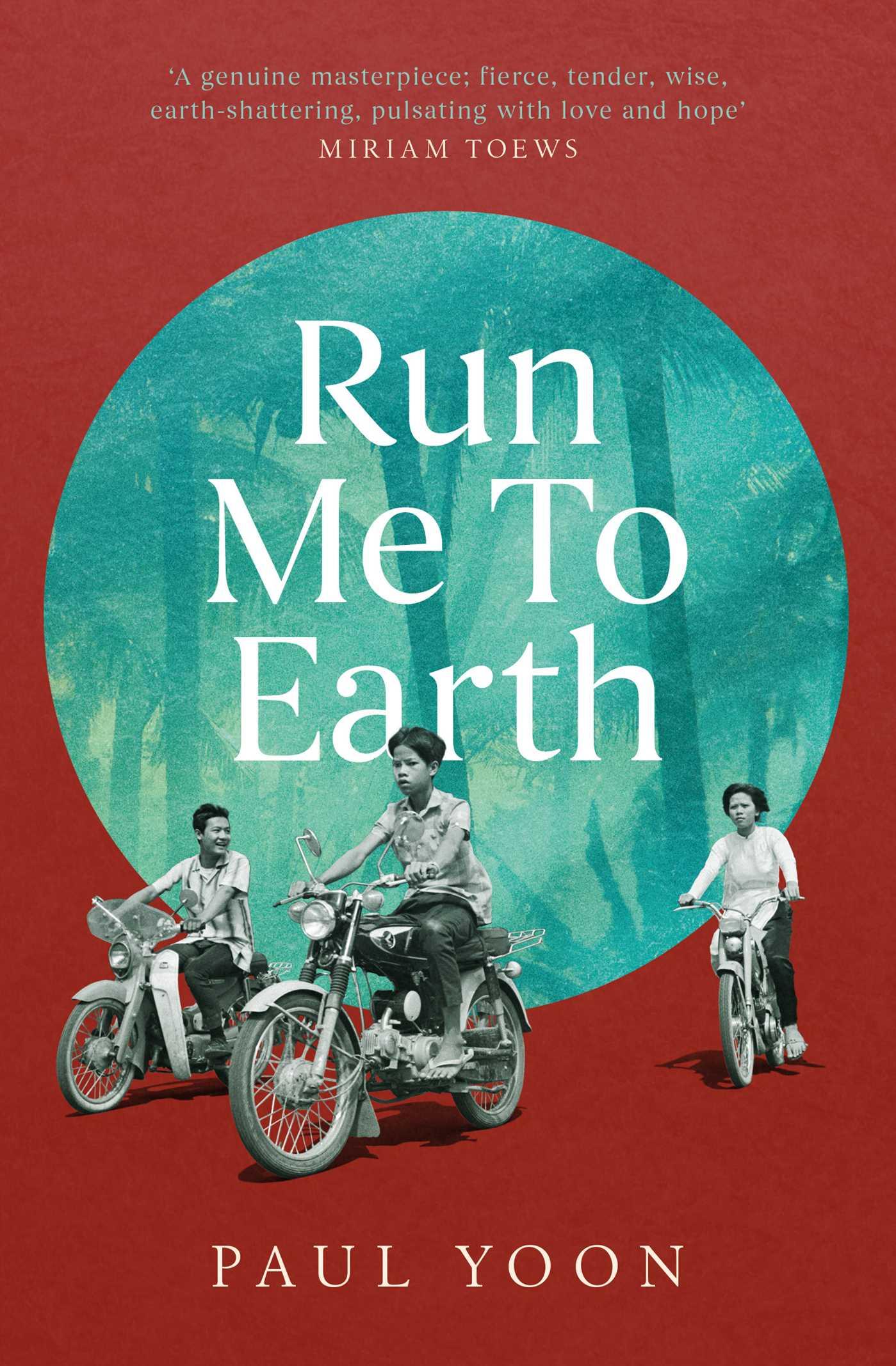 Run Me to Earth