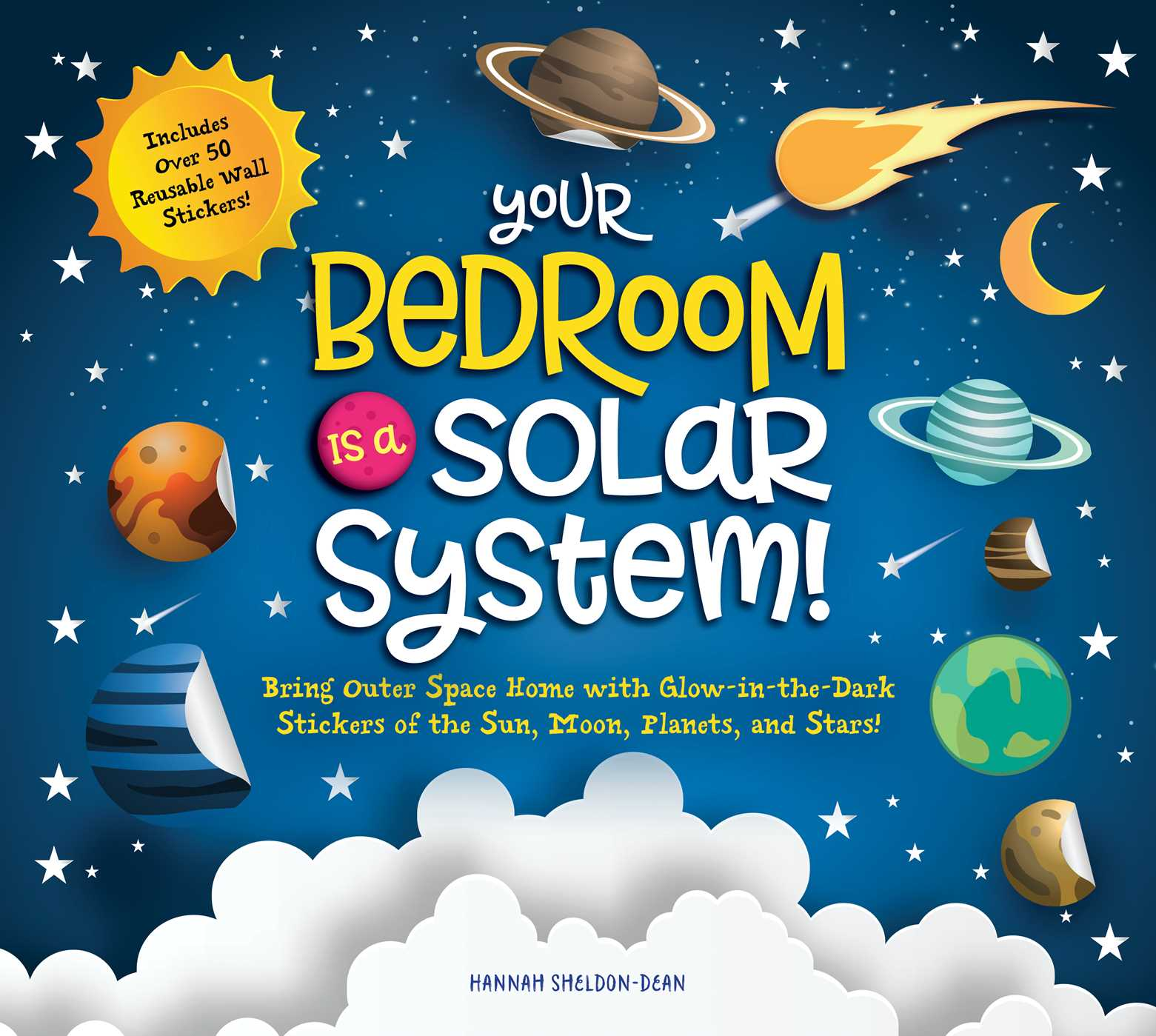 Picture of Your Bedroom is a Solar System!