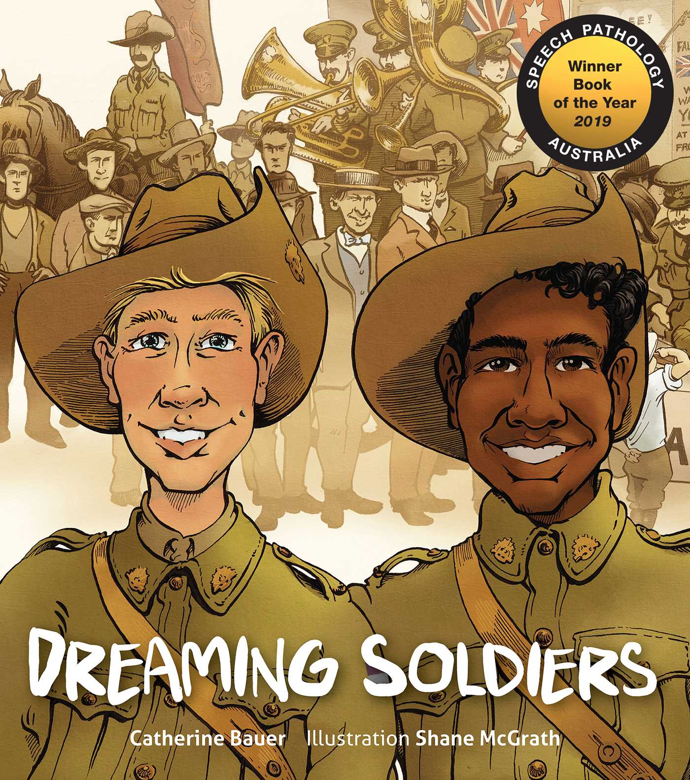 Picture of Dreaming Soldiers