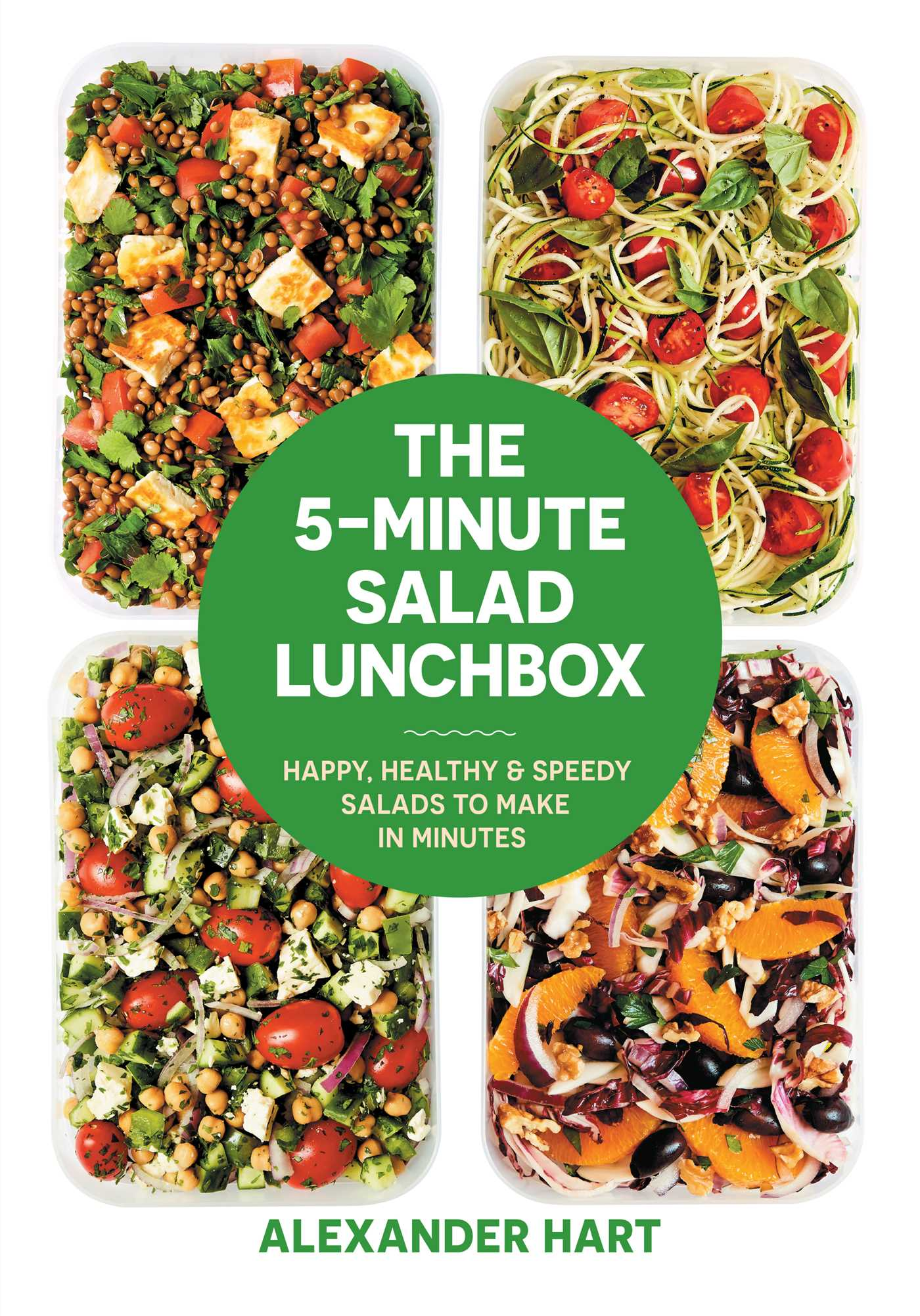 Picture of 5-Minute Salad Lunchbox