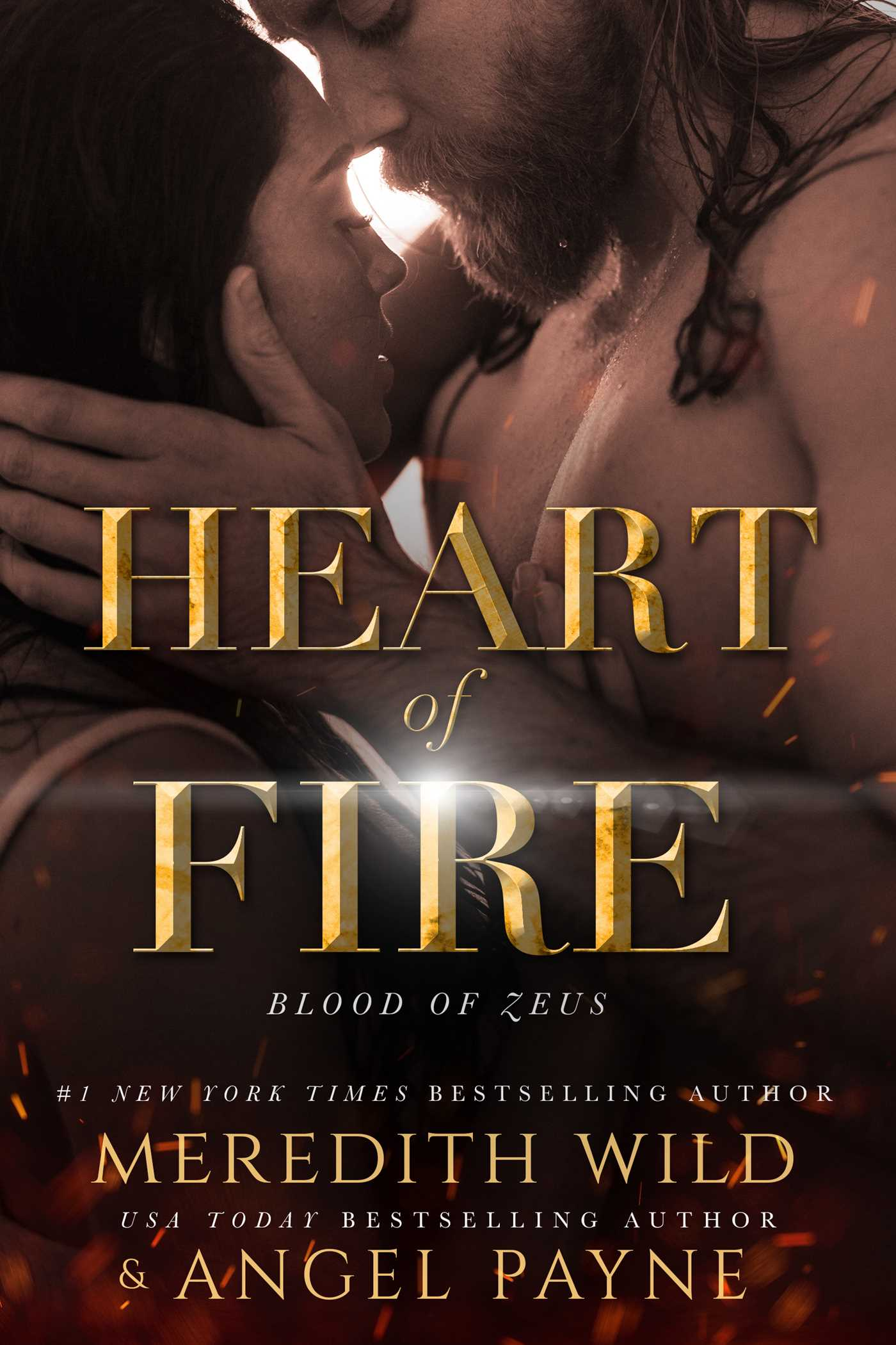Heart of Fire: Blood of Zeus: Book Two