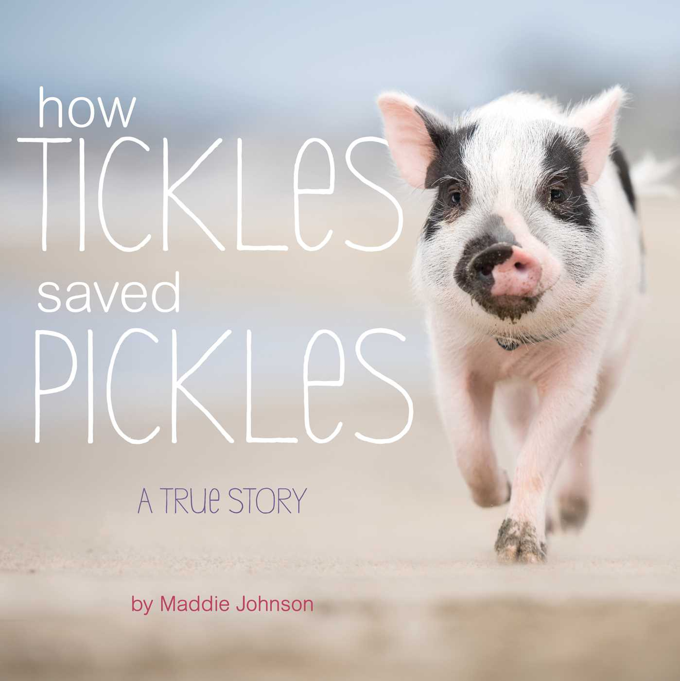 Picture of How Tickles Saved Pickles
