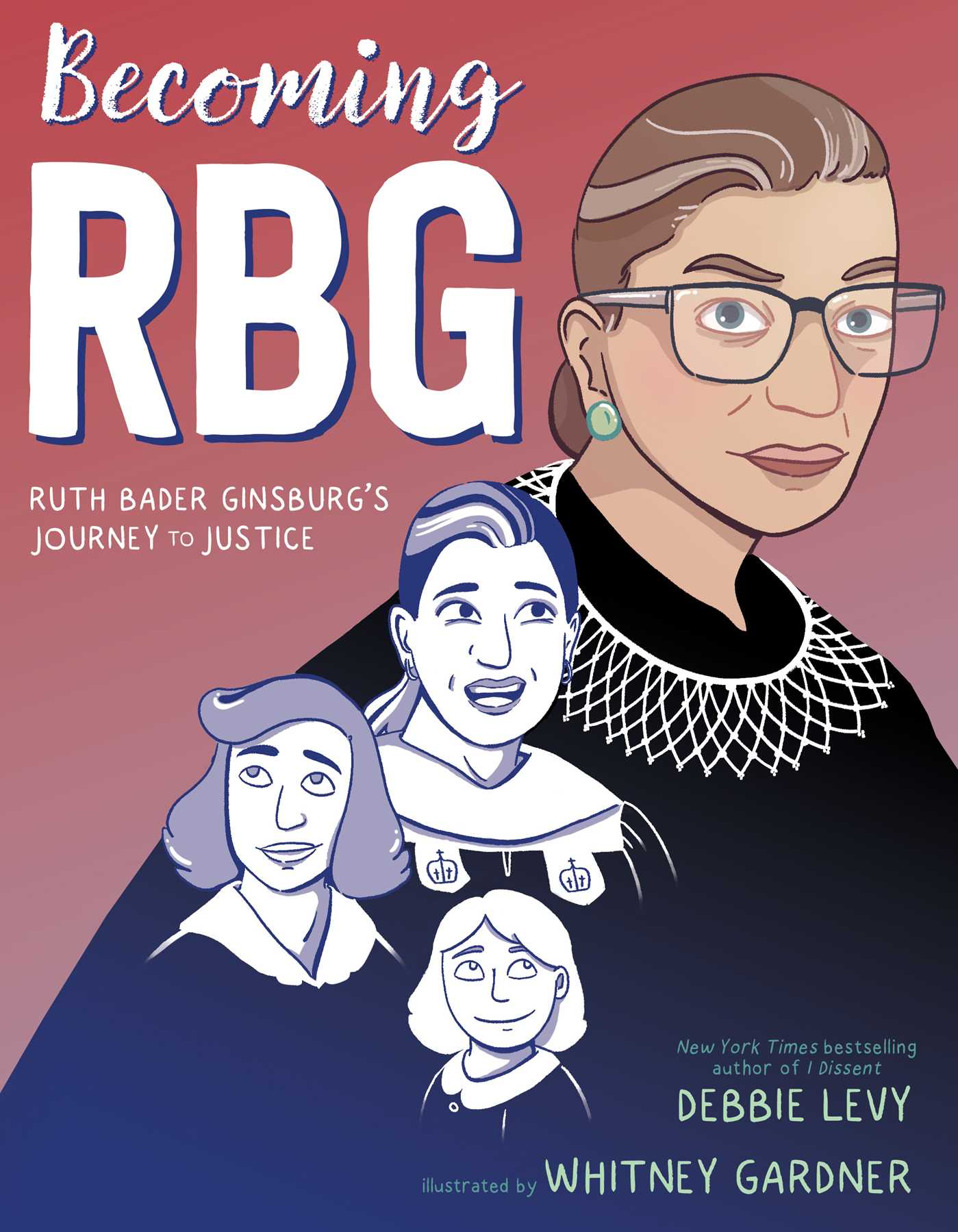 Picture of Becoming RBG