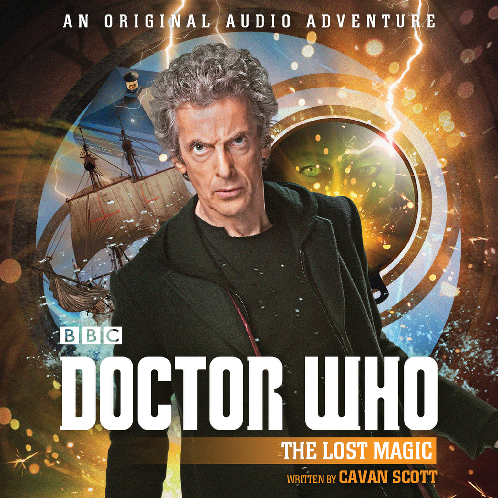 Doctor Who: The Lost Magic