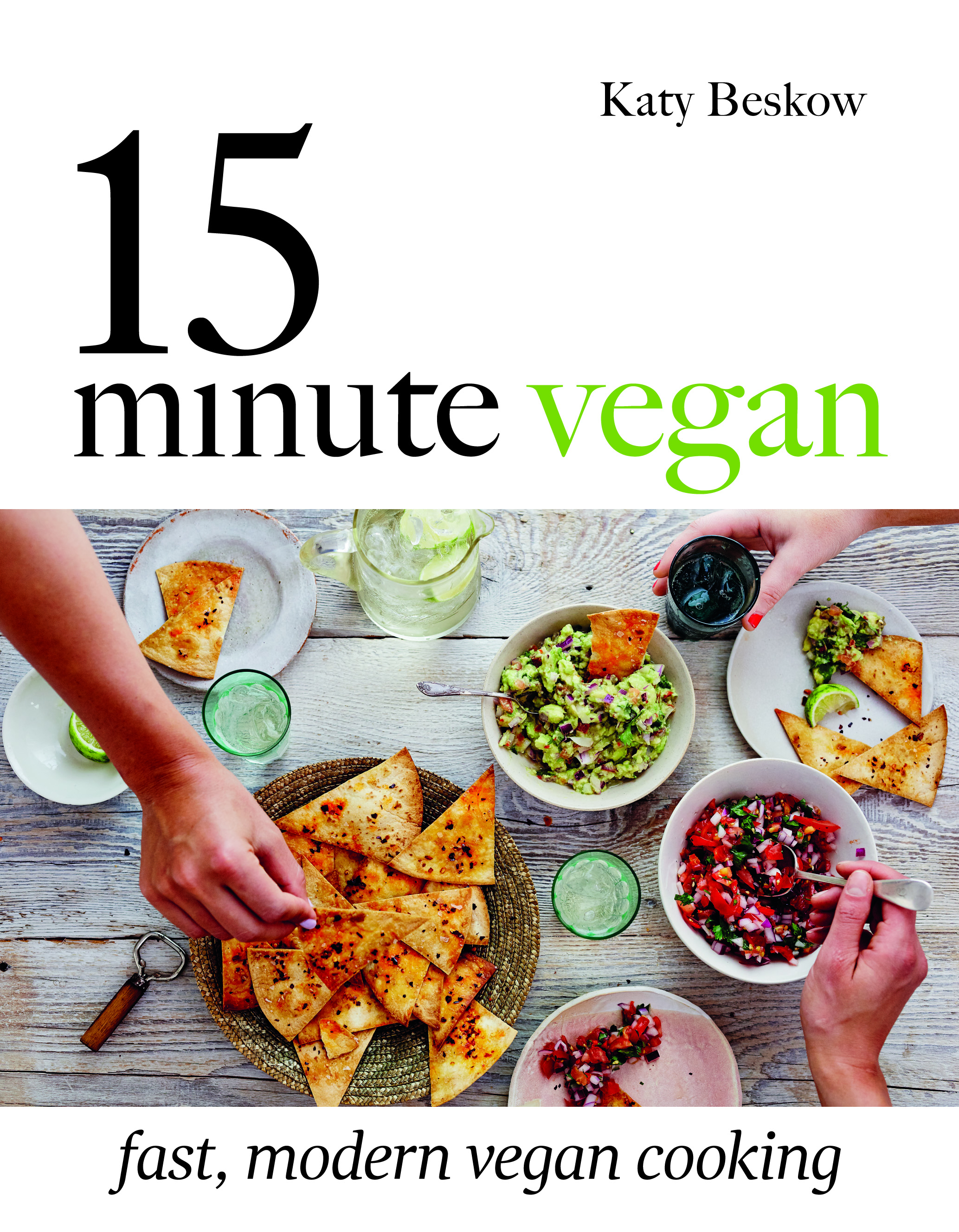 15-Minute Vegan
