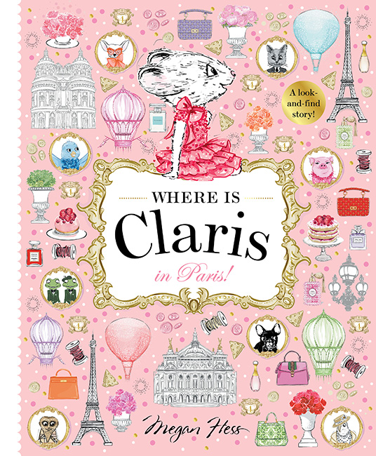 Where is Claris in Paris