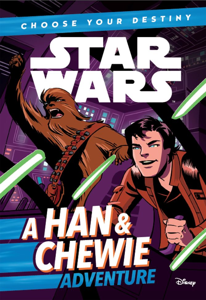 A Han and Chewie Adventure