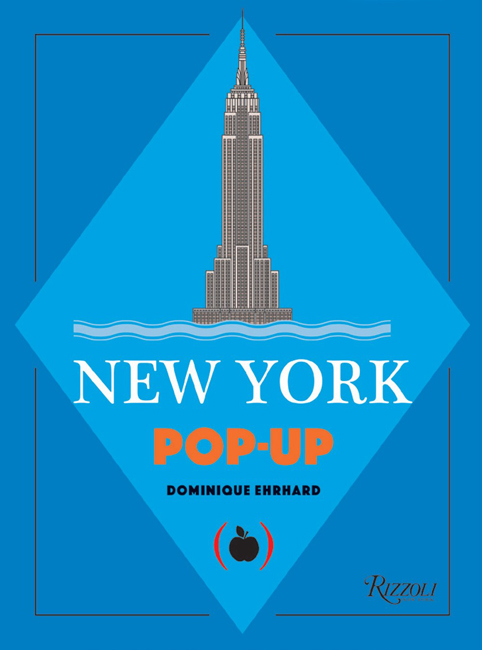 New York Pop Up Book