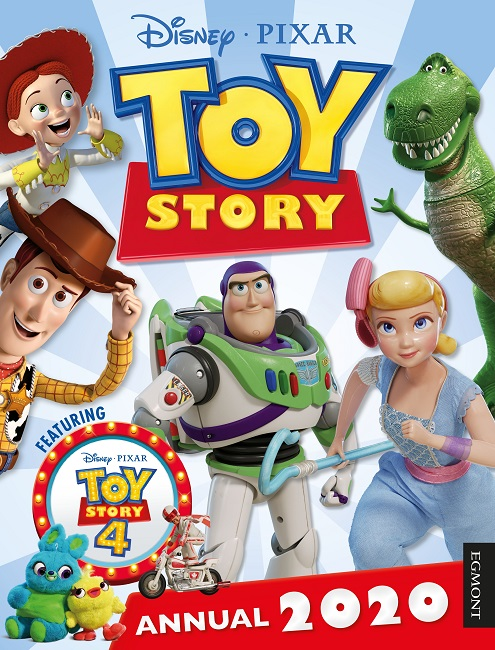 Disney Pixar Toy Story Annual 2020