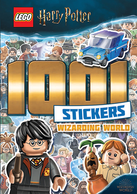 LEGO Harry Potter: 1001 Stickers