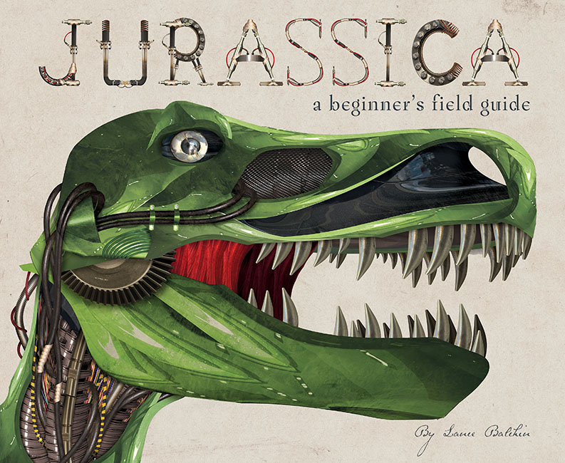 Jurassica: A Beginner's Field Guide