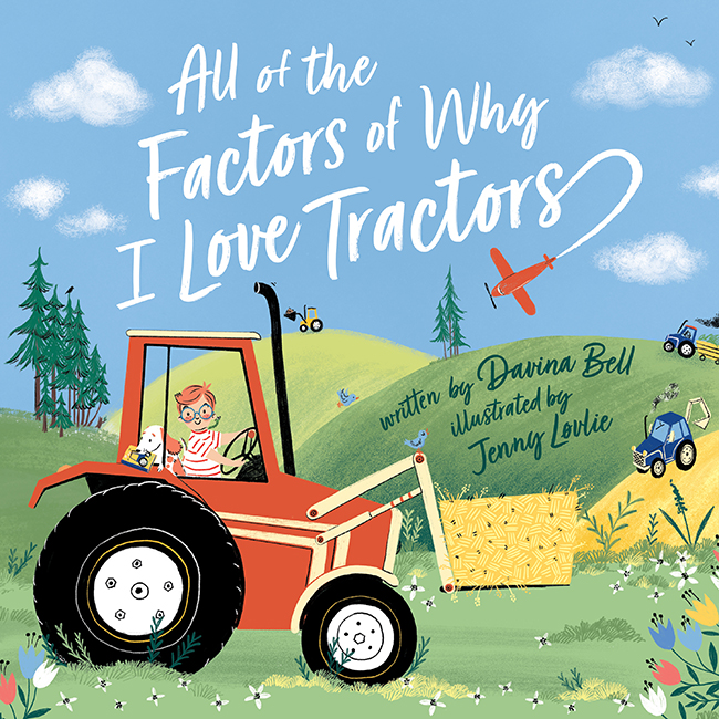 All The Factors of Why I Love Tractors