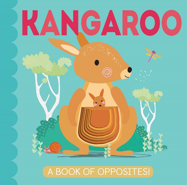 MLW: Kangaroo: A book of Opposites