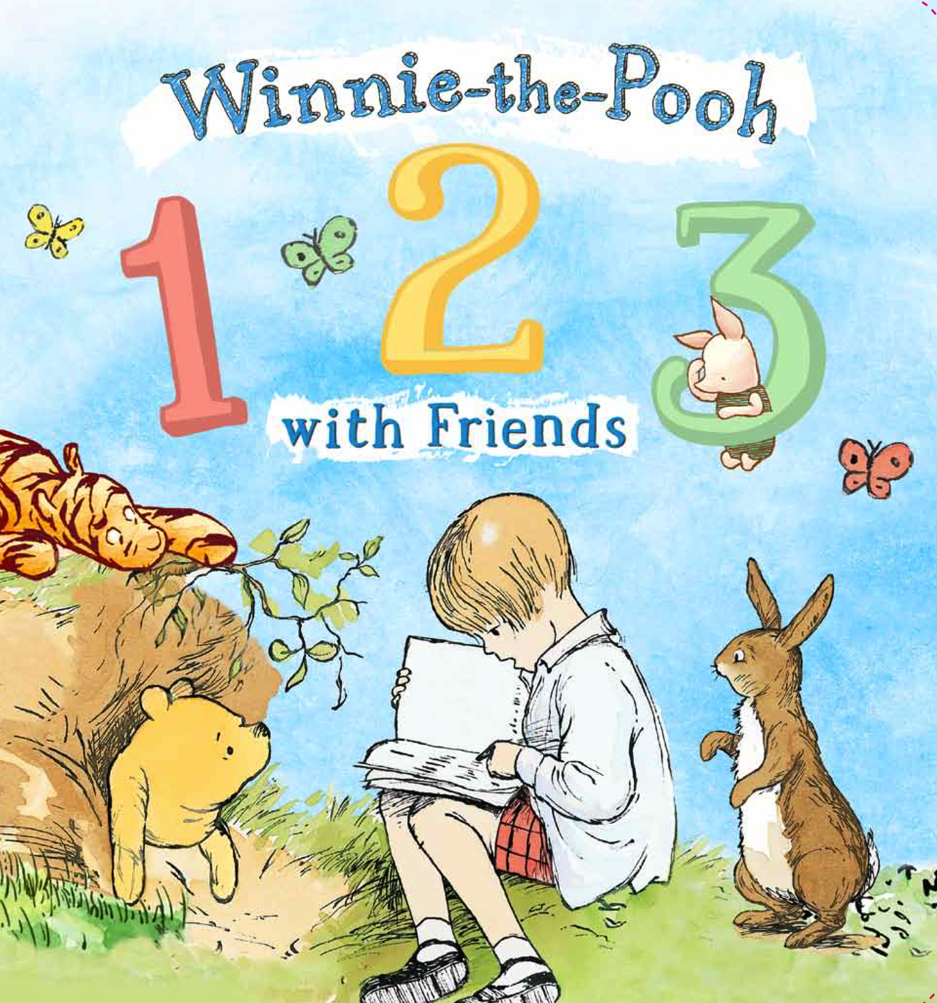 Winnie the Pooh: 123 with Friends