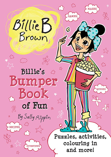 Billie's Bumper Book of Fun