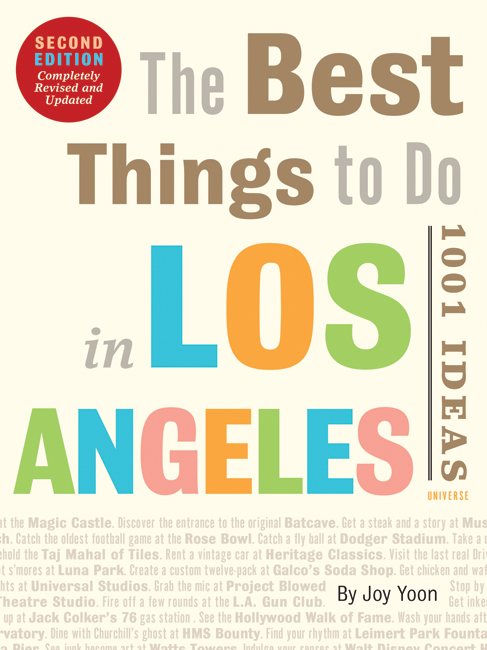 The The Best Things to Do in Los Angeles
