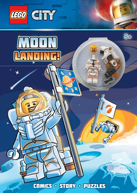 LEGO City Moon Landing