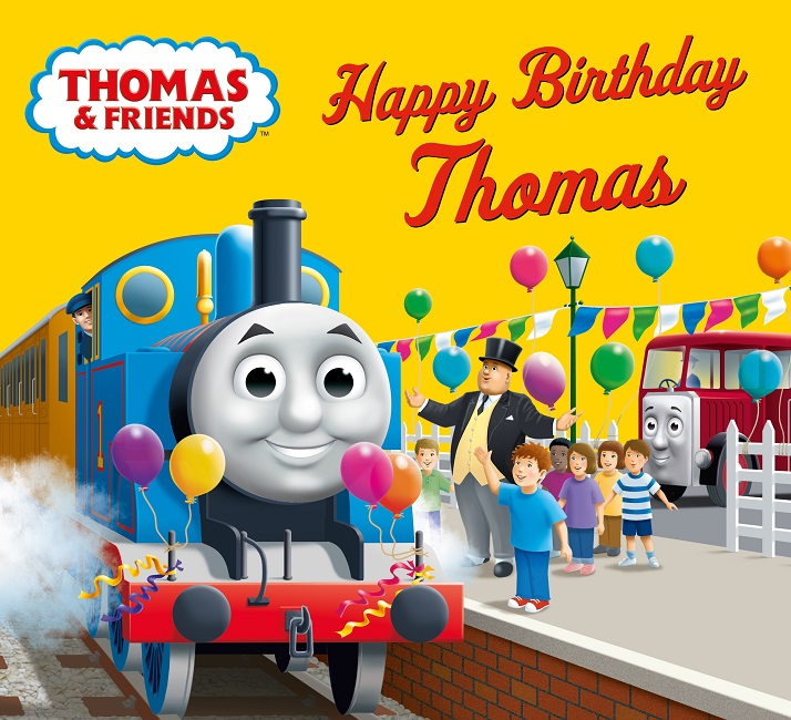 Thomas & Friends: Happy Birthday Thomas!