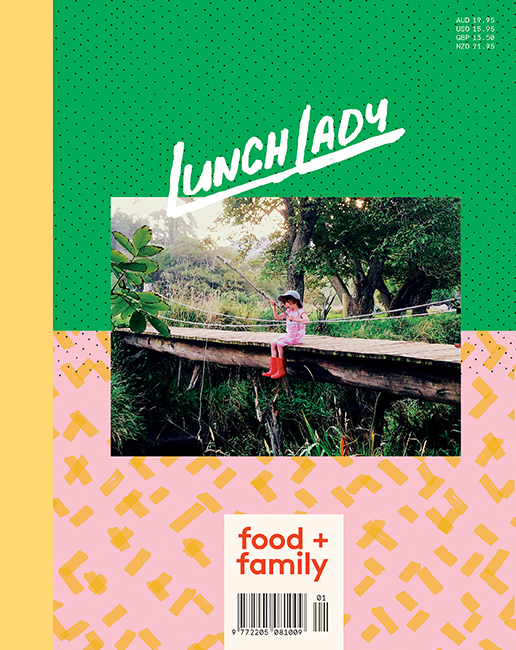 Lunch Lady Magazine Issue 17