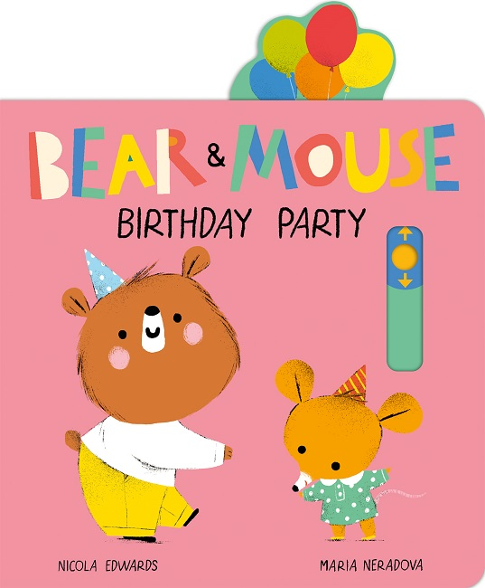 Bear and Mouse Birthday Party