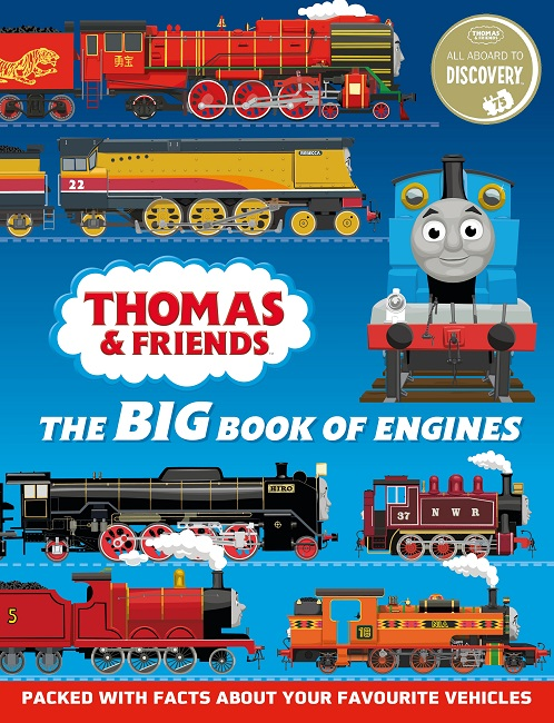 Thomas & Friends: The Big Book of Engines: 75th Anniversary Edition