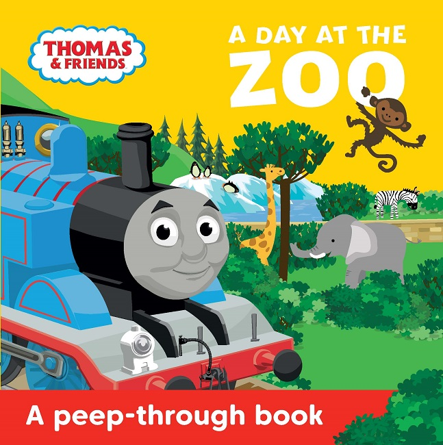 Thomas & Friends: A Day at the Zoo