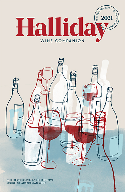 Halliday Wine Companion 2021
