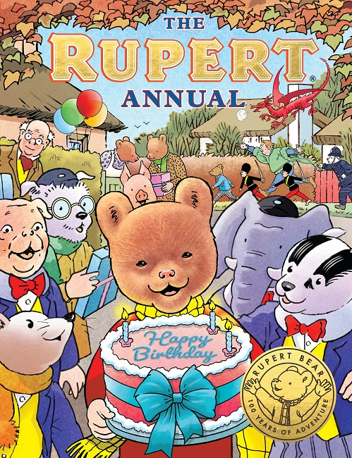 The Rupert Annual 2021: Celebrating 100 Years of Rupert