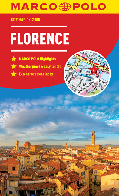 Florence Marco Polo City Map