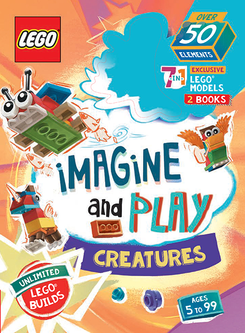 LEGO Imagine and Play: Creatures